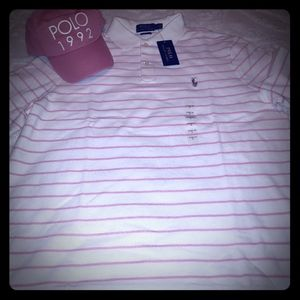 Ralph Lauren Polo LARGE Polo and cap.
